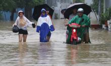 1.500 người Nha Trang phải sơ tán vì mưa lũ