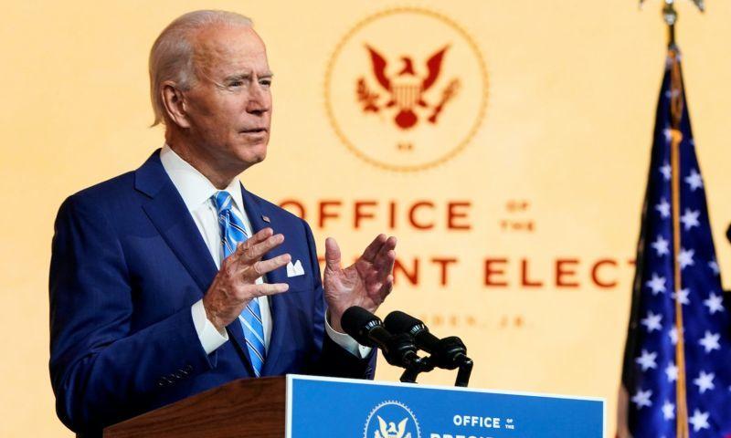 Biden sẽ không xóa thỏa thuận thương mại với Trung Quốc