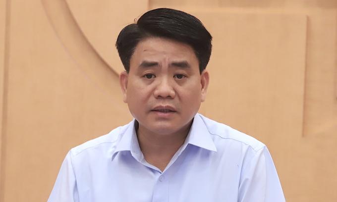 'Ông Nguyễn Đức Chung không có bệnh nghiêm trọng'