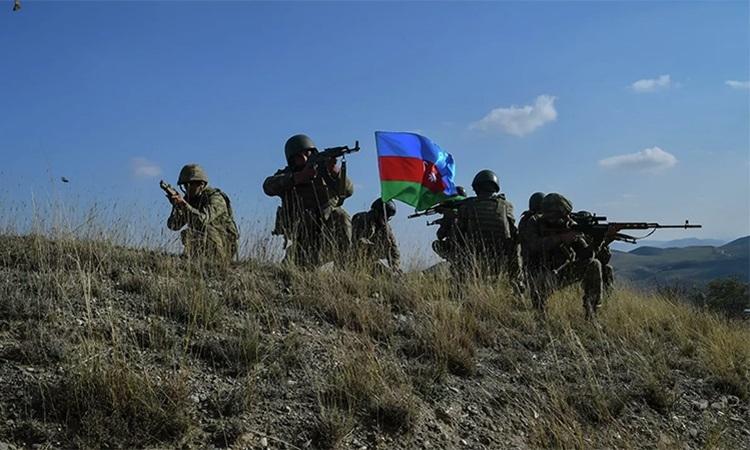 Gần 2.800 lính Azerbaijan chết trong xung đột với Armenia