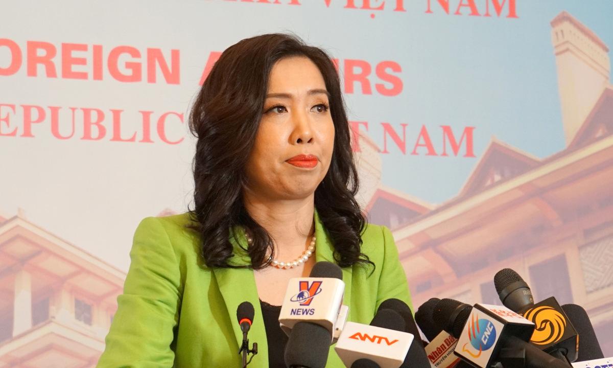 Việt Nam mong Trung Quốc - Australia giải quyết bất đồng