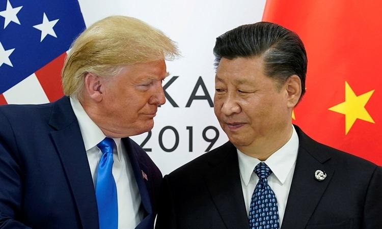 Mỹ có thể coi Trung Quốc là 'mối đe dọa an ninh quốc gia lớn nhất'
