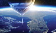 Thử nghiệm phóng khinh khí cầu lên cao 32.000 m