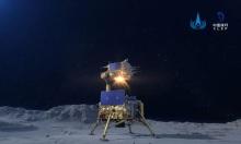Tàu Trung Quốc mang đất đá Mặt Trăng về Trái Đất
