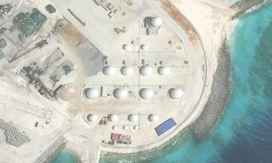 Ý đồ đối phó Mỹ khi Trung Quốc đặt trái phép radar ở Trường Sa