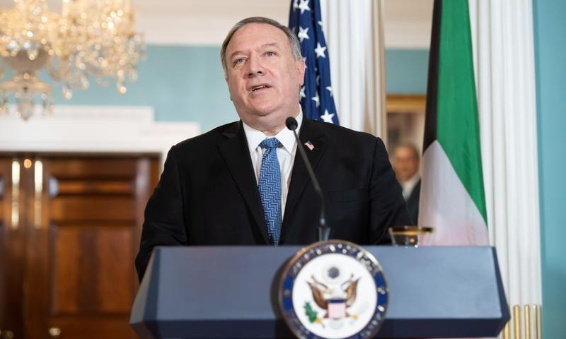 Mỹ dừng 5 chương trình giao lưu với Trung Quốc