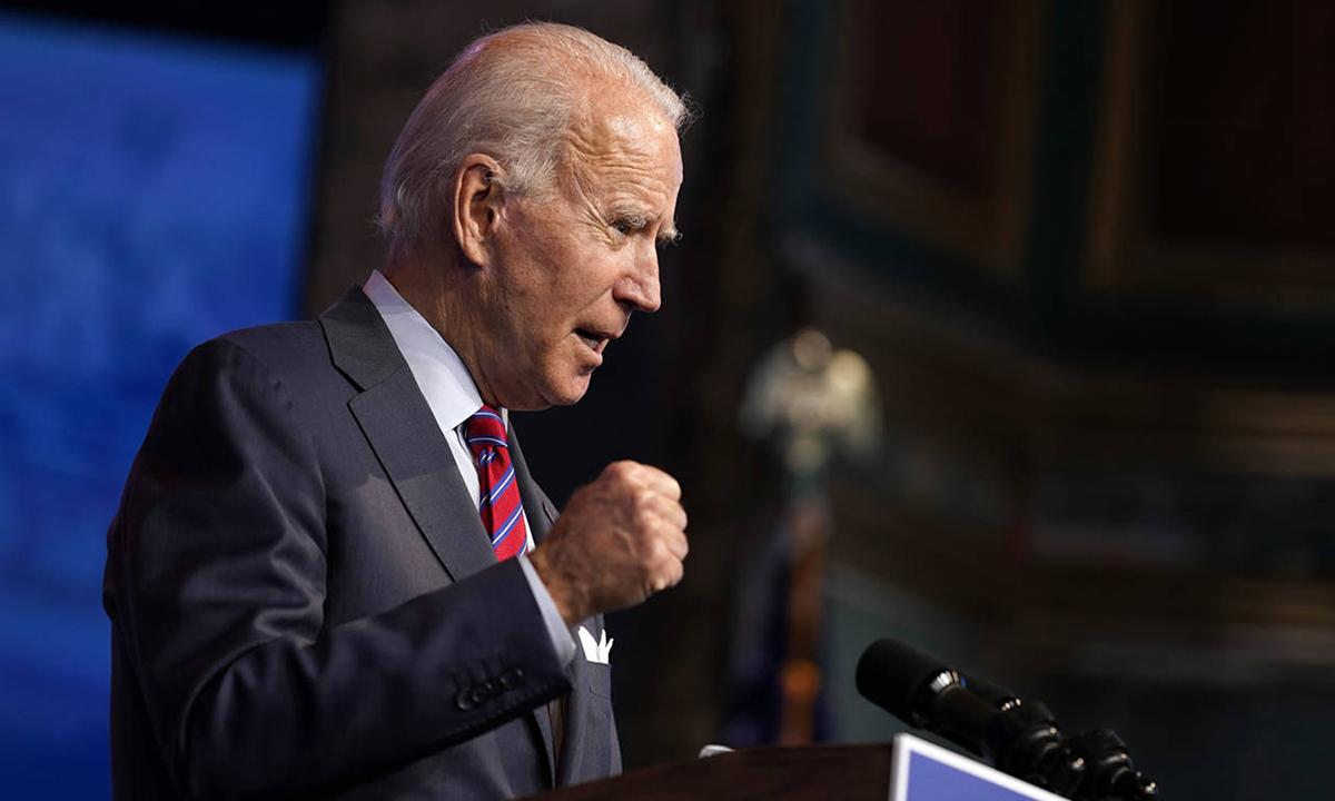 Biden chính thức giành đa số phiếu đại cử tri