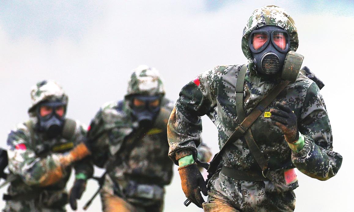 Mỹ nói Trung Quốc đang phát triển 'siêu chiến binh'