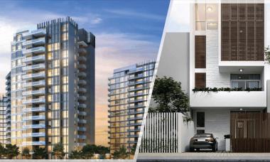 Với mục đích cho thuê, nên mua chung cư hay nhà đất?