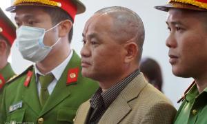 Cựu bí thư xã bị tuyên tử hình