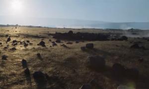 Hiện tượng biến núi lửa thành cánh đồng cỏ giả