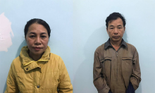 Cuộc vây bắt đôi vợ chồng 20 năm trốn truy nã