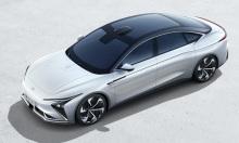Alibaba liên doanh với SAIC sản xuất ôtô điện