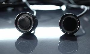 Lắp cảm biến sau - món độ hữu ích cho ôtô rẻ tiền
