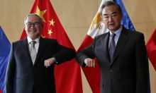 Trung Quốc tặng Philippines 500.000 liều vaccine Covid-19
