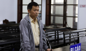 Nguyên giám đốc Sở Ngoại vụ lĩnh 7 năm tù