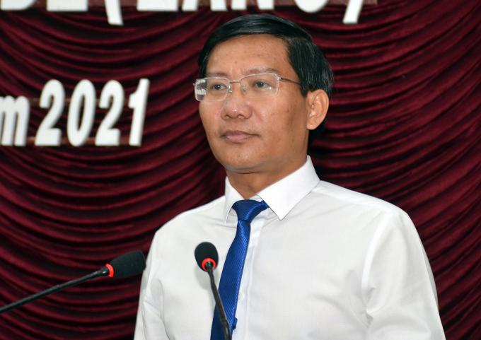 Bình Thuận có Chủ tịch tỉnh mới