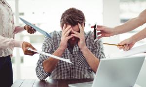Stress làm suy yếu hệ miễn dịch