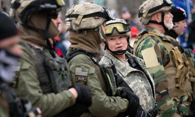 Âm mưu đóng giả Vệ binh Quốc gia tại lễ nhậm chức của Biden