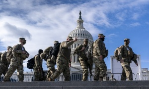 Washington hóa 'pháo đài' an ninh