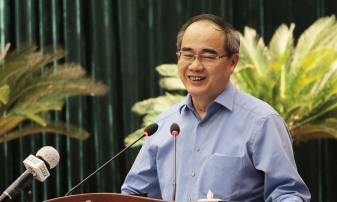 Ông Nguyễn Thiện Nhân: 'TP Thủ Đức cần 7 hạ tầng cho kinh tế 4.0'