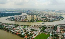 TP HCM tính dời điểm lấy nước thô trên sông Sài Gòn