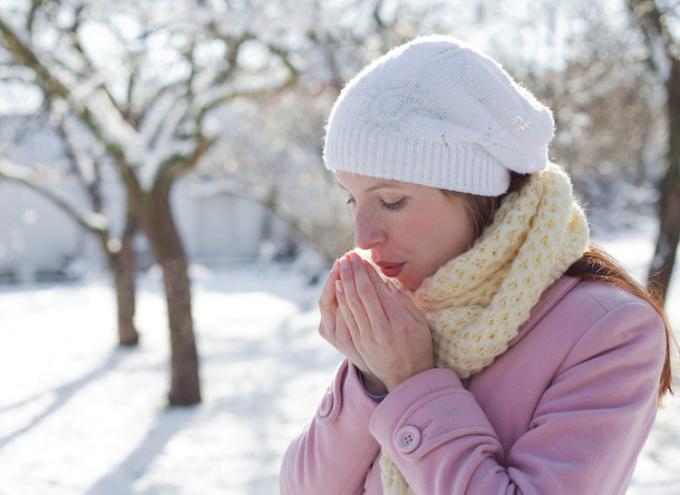 Mức nhiệt nào có thể gây bỏng lạnh?
