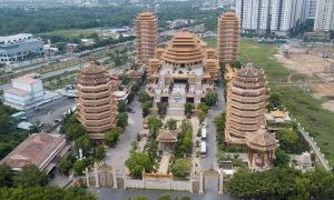 Hai ngôi chùa lập kỷ lục ở TP Thủ Đức