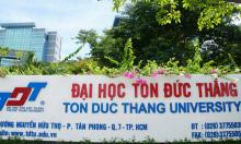 Yêu cầu công khai báo cáo về Đại học Tôn Đức Thắng