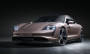 Porsche Taycan thêm bản dẫn động cầu sau