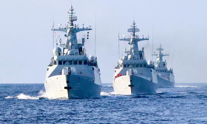 Điểm yếu cản trở tham vọng 'viễn chinh' của Trung Quốc