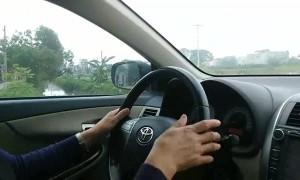 Lái xe từ TP HCM về Nghệ An?