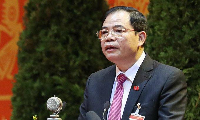 Bộ trưởng Nguyễn Xuân Cường: 'Nông thôn đang thay da đổi thịt'