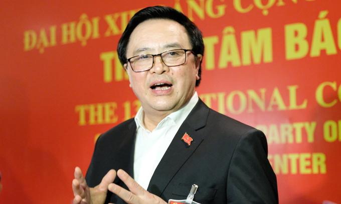 Ông Hoàng Bình Quân: 'Việt Nam đã bước vào giai đoạn mới'