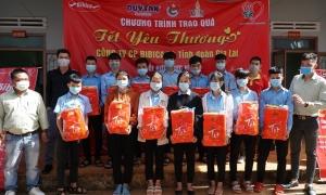 200 suất quà đến với học sinh nghèo Gia Lai