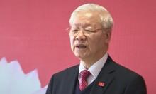 Tổng bí thư, Chủ tịch nước Nguyễn Phú Trọng nhắc lại tinh thần chống tham nhũng
