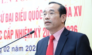 8 tỉnh chưa giới thiệu đủ người ứng cử Quốc hội