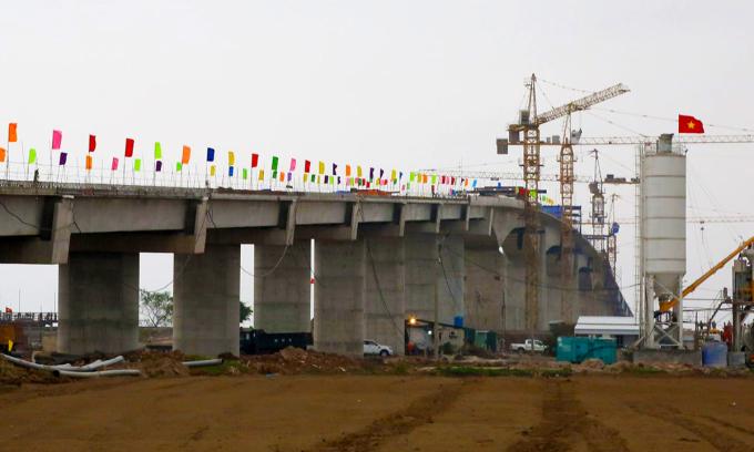 Thái Bình khởi công tuyến đường bộ gần 2.600 tỷ đồng