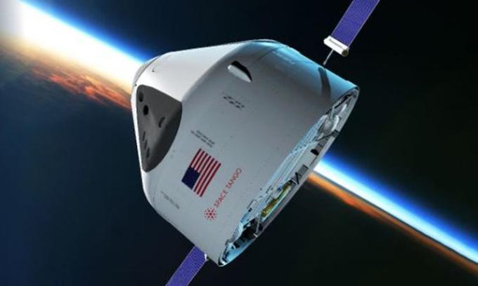 Công ty Mỹ dự định phóng trạm vũ trụ mini