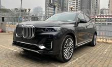 BMW X7 mới giá cao nhất 6,89 tỷ đồng
