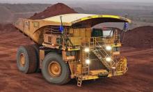 Xe tải 240 tấn có thể chạy bằng pin