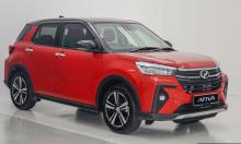 Perodua Ativa giá từ 15.200 USD - CUV song sinh Toyota Raize