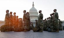 Vệ binh Quốc gia Mỹ có thể gác thủ đô thêm hai tháng