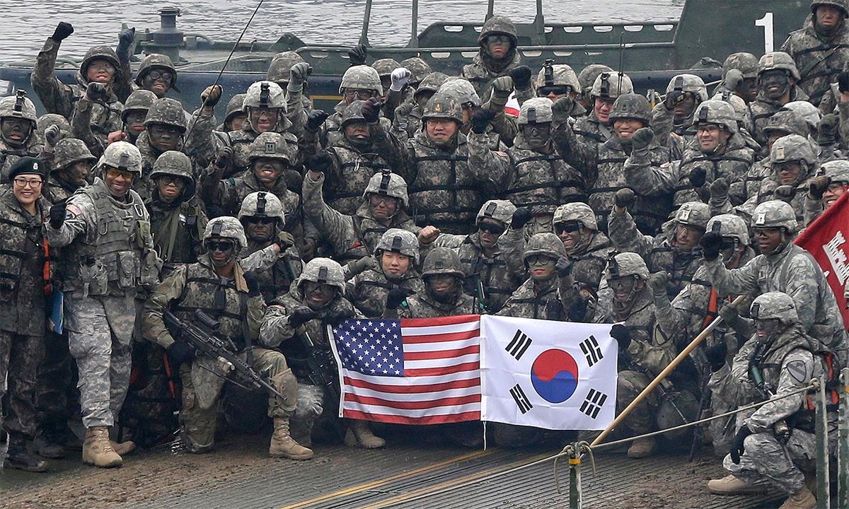 Mỹ - Hàn đạt thỏa thuận 'phí bảo vệ'