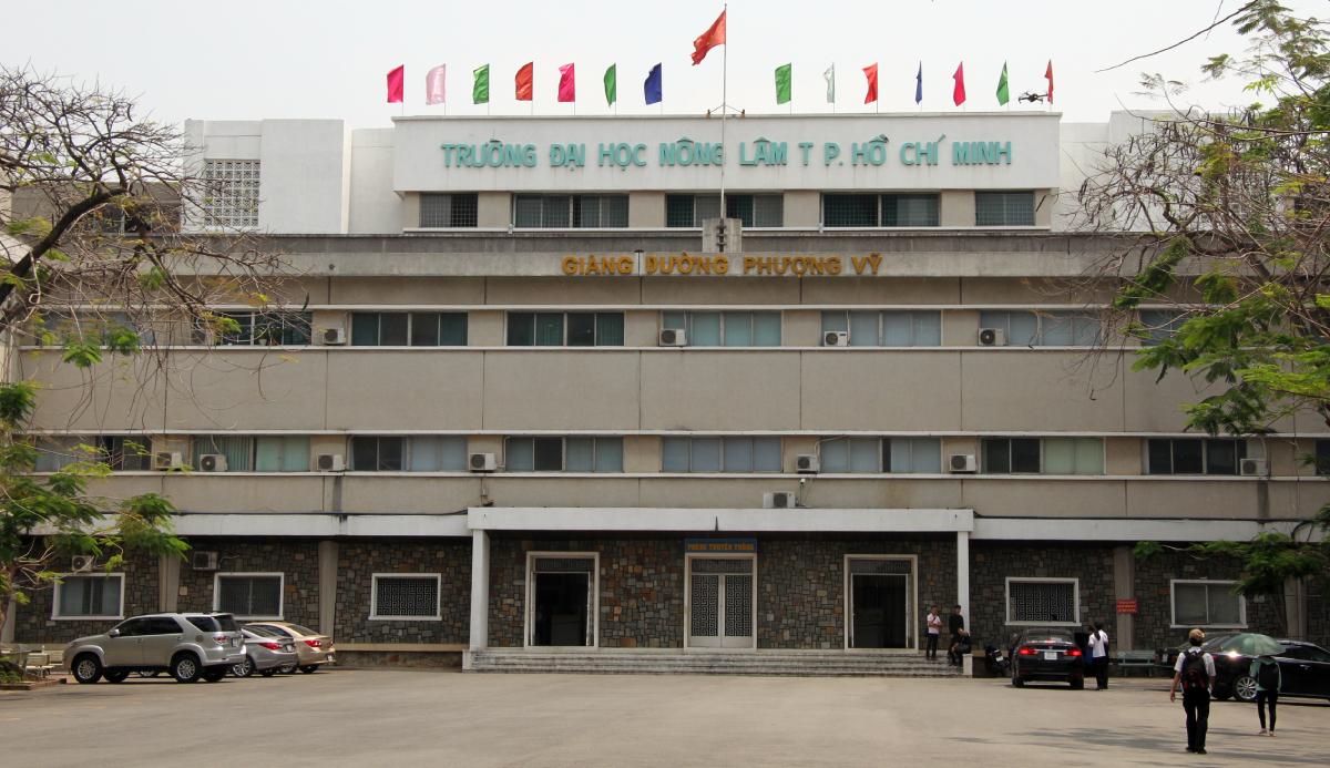 Đại học Nông lâm TP HCM sẽ có thêm 4 ngành sư phạm