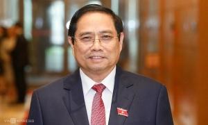Đề cử ông Phạm Minh Chính làm Thủ tướng
