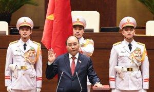 Tân Chủ tịch nước: 'Việt Nam sẽ vượt qua mọi sóng to, gió cả'