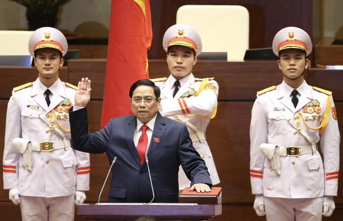 Thủ tướng Phạm Minh Chính: 'Phát triển hạ tầng chiến lược có trọng tâm'