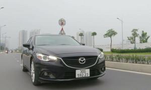 Mazda6 2013 nhập Nhật Bản - xe cũ nhiều công nghệ
