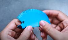 Sáng tạo đồ chơi từ giấy màu
